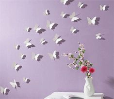 Butterfly Wall Stickers – Kitchland