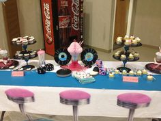 50s wedding theme ideas | ... ! They would be a perfect addition to any 50′s retro themed party