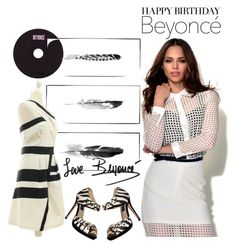 """Happy Birthday, Beyonce!"" by aulyputri on Polyvore featuring Jimmy Choo and Reiss"