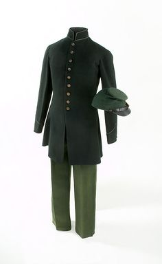 Berdan Sharpshooter uniform