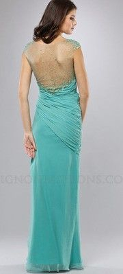 Gold Prom Dresses - Shop Gorgeous Gold Dresses for Prom 2014