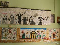 Πολυτεχνείο ήχοι, μουσική, παραμύθια, κουκλοθέατρο Valance Curtains, November, School, Decor, November Born, Decoration, Decorating, Valence Curtains, Deco