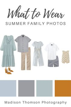 Family Photography Outfits, Family Portrait Outfits, Clothing Photography, Family Photo Sessions, Family Portraits, Summer Picture Outfits, Fall Family Photo Outfits, Spring Family Pictures, Family Pics