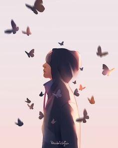 J i a · 嘉 — Butterfly