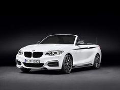 2015 NAIAS: BMW 2 Series Convertible M Performance parts