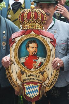 mad king ludwig | Mad King Ludwig, Bavaria Marks 125th Anniversary Of His Death ...