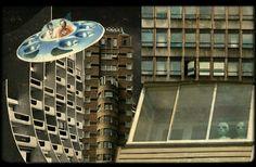 """""""Invasion of civilisation"""" collage by BiekB"""