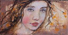 portrait painting... k d milstein