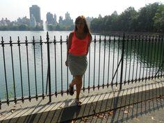Merci à Ingrid du blog Ingrid blog mode / Top NAF NAF