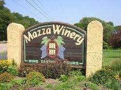Mazza Winery, Erie, PA.  This is the first Pennsylvania wine I ever tried and served.  In the 80's I helped host a nation conference in PA and we featured PA Wine and Cheese.  The wine:  Mazzza Wines.  Wonderful.