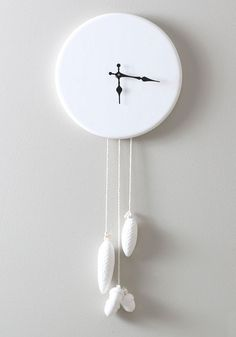 Pine of My Life Wall Clock, #ModCloth