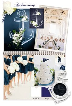Set sail on your big day and have a nautical theme. Mix anchors with roses for an elegant sea side statement. Credits: White rose and. Best Wedding Favors, Wedding Themes, Diy Wedding, Wedding Ideas, Nautical Wedding, Nautical Theme, Romantic Weddings, Elegant Wedding, Sea Side