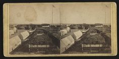 [Interior view of Fort Wagner, showing quarters of Federal garrison on Morris Island, South Carolina]
