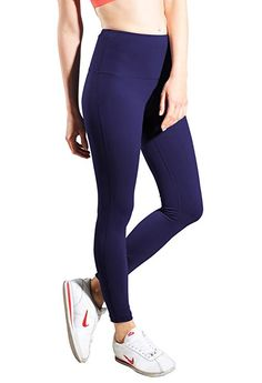 c53ebc36d89f1 AmazonSmile: Queenie Ke Women Power Stretch Leggings Plus Size Yoga Pants  Running Tights: Clothing