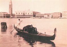 Il Campanile di San Marco e il Palazzo Ducale, Venezia