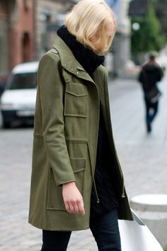 emerson fry army coat fall 2012