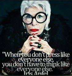 Iris Anfel quote