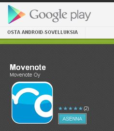 With the Movenote Android App you are able to open your Drive files on your mobile or tablet devices and create a presentation.