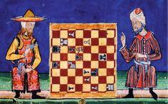 Libro de los Juegos de Alfonso X el Sabio