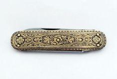 1930s Rare Pocket Knife / German Ladies Folding Knife /