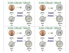math worksheet : money worksheets free worksheets and worksheets on pinterest : Touch Math Money Worksheets