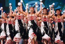 Maori Culture Rotorua, New Zealand
