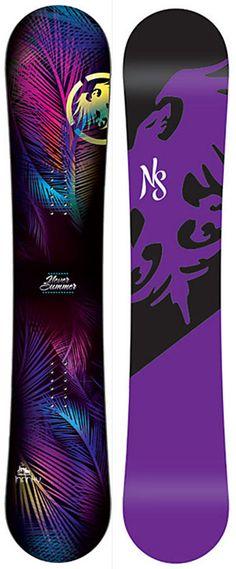 Never Summer Infinity Snowboard - Women's Snowboards - Women's Snowboarding - Winter 2015/2016 - Christy Sports