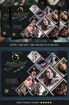 Photography Flyer Template PSD. Download here: http://graphicriver.net/item/photography-flyer-template/15211025?ref=ksioks