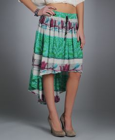 Adore this #Hi-Low #FreePeople #Skirt!