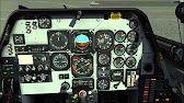 Arranque del CASA C-101 Aviojet en DCS: C-101 (beta) - YouTube