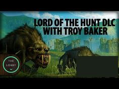 Shadow of Mordor DLC with Troy Baker - The Lobby Troy Baker, Shadow Of Mordor