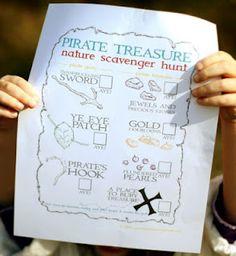 2012 Stockton Summer Bucket List: Treasure Hunt! #stocktonsummer