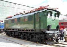 LEW Hennigsdorf Electric Locomotive  Typ E44.5