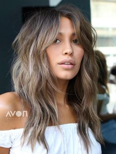 Layered Haircuts For Medium Hair, Haircuts For Long Hair, Medium Hair Cuts, Long Hair Cuts, Medium Hair Styles, Long Hair Styles, Haircuts For Medium Length Hair Layered, Short Choppy Layered Haircuts, Long Hairstyles With Layers