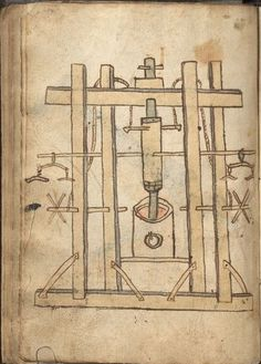 Feuerwerkbuch etc. 1462-63 Hs 719  Folio 9v