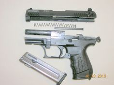 Field strip walther p22
