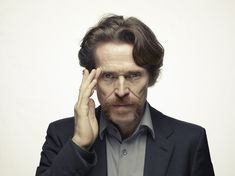 Celebrities - Willem Dafoe Photos collection You can visit our site to see other photos. The Boondock Saints, Willem Dafoe, Famous Portraits, King William, Across The Universe, Movie Costumes, Illuminati, Wisconsin, Famous People