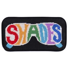 Eyewear - Shades Sunglass Case