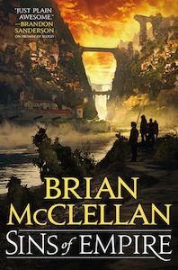 I received this novel from Orbit Books in exchange for an honest review. A few years ago, I read – and enjoyed – Brian McClellan's first volume of his Powder Mage trilogy, Promise of Blood.  It was…