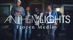 """Our """"Frozen Medley"""" video is live on youtube!!!!! Go check it out from the link in our bio! If you don't, you'll freeze over..... or somethin..... #Frozen ❄️⛄️"""