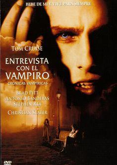 Entrevista con el vampiro: crónicas vampíricas (1994) EEUU. Dir: Neil Jordan. Terror. Drama - DVD CINE 226