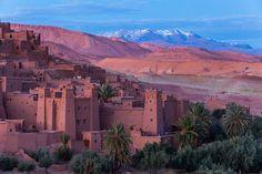 Ksar Ait Ben-Haddou, Marocco