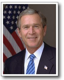 George W. Bush is the leader our country needed on September 11. Enough said.