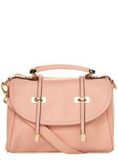 Pink mini strap satchel - Bags & Purses - View All Accessories - Accessories Other Accessories, Handbag Accessories, Dolly Mixture, How To Make Clothes, Fashion Essentials, I Love Fashion, Tote Handbags, Purses And Bags, Satchel