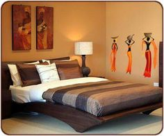 African Home Decor - Fabulous!