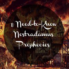 8 Need-to-Know Nostradamus Prophecies | GaiamTV