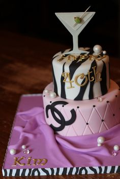 40th birthday cake designs | 40th birthday cake all chocolate cake filled with chocolate ...