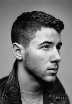 Nick Jonas:  Photography Andreas Laszlo Konrath Styling Christopher Kim Grooming Mari Shten