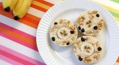 Chunky Monkey Frozen Yogurt Bites | Food | Recipes