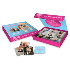 Boo Matchy Memory Game